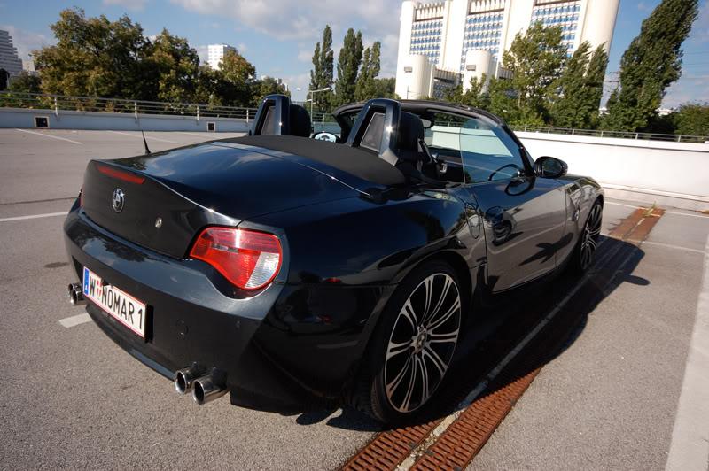 my babyz roadster black sapphire metallic bmw z1 z3 z4. Black Bedroom Furniture Sets. Home Design Ideas