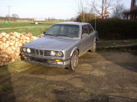 E30 325e Automatik 95kw LPG zum verwerten! - 3er BMW - E30