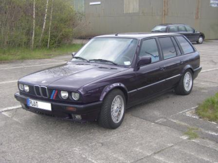 E30 Touring Umbau - 3er BMW - E30