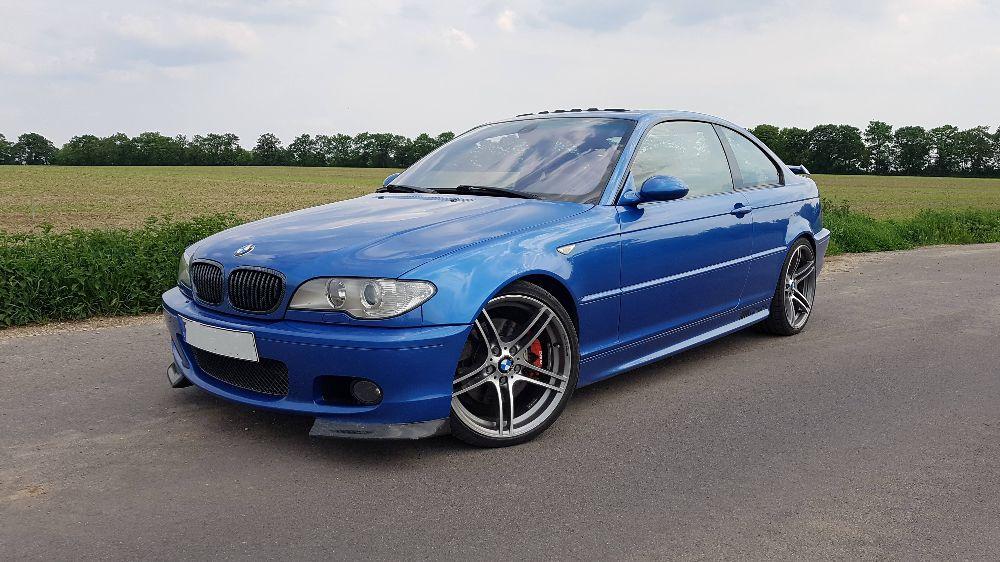 330ci Clubsport, Ablösung für meinen C63! - 3er BMW - E46