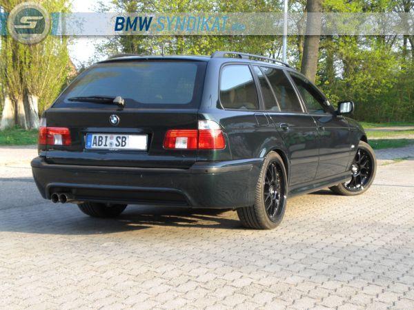 -=Der Frosch mit der Maske=- 525i Touring - 5er BMW - E39 - CIMG0370.JPG