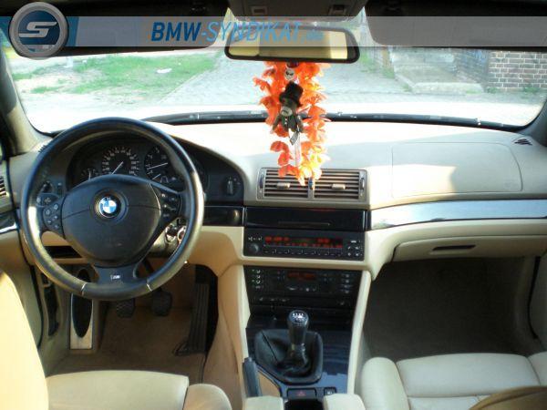 -=Der Frosch mit der Maske=- 525i Touring - 5er BMW - E39