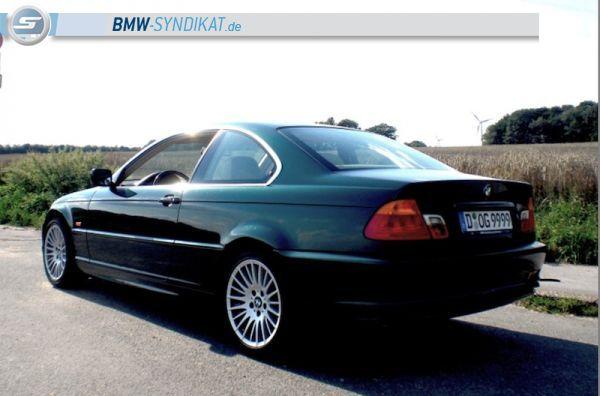 Bmw 323cia 3er Bmw E46 Quot Coupe Quot Tuning Fotos Bilder Stories