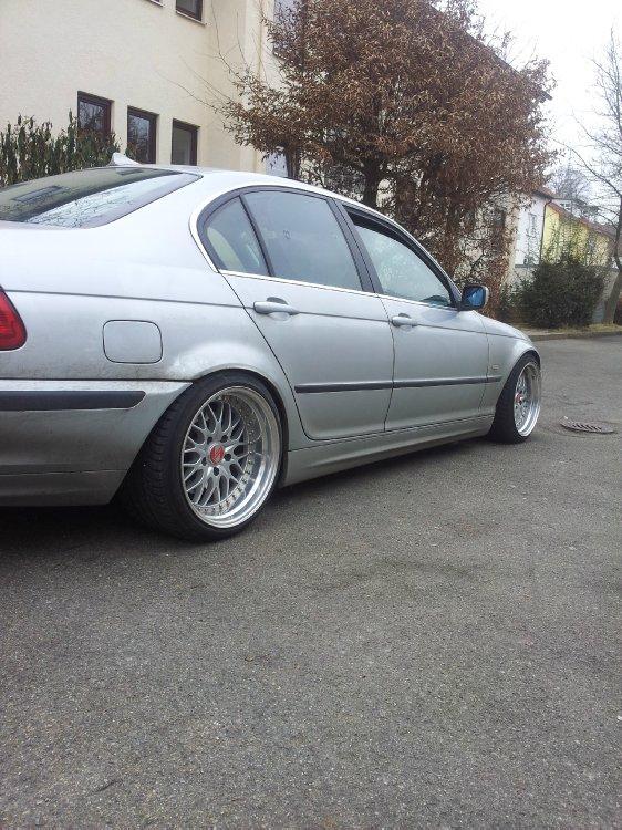 BMW E46 Limo.. - 3er BMW - E46