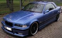M3 Cabrio Estorilblau - 3er BMW - E36