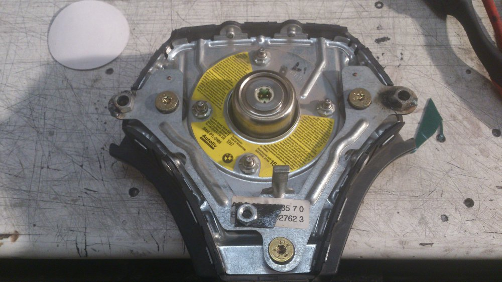 E36 Multifunktionslenkrad  Umbau - sonstige Fotos