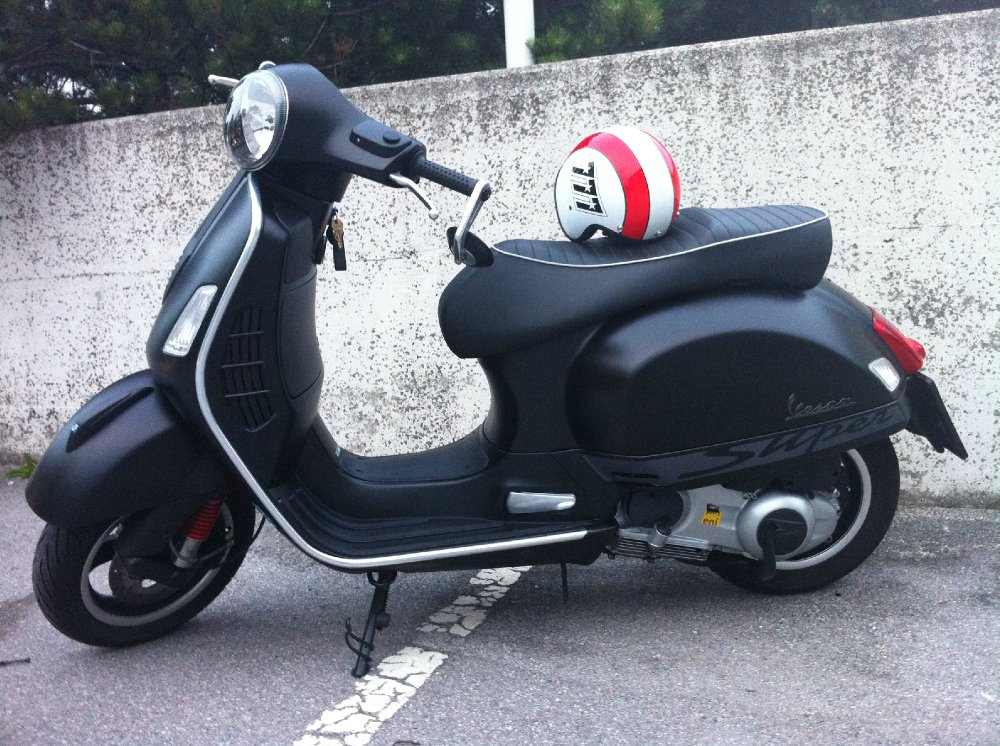 Vespa Gts 300 Ss Fremdfabrikate Quot Sonstige Quot Tuning