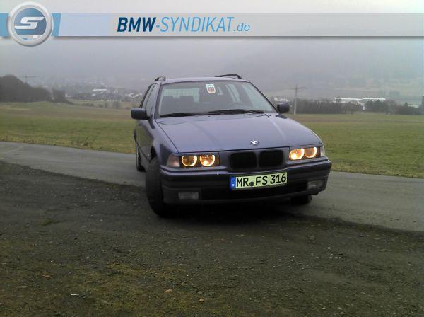E36 Touring - 3er BMW - E36