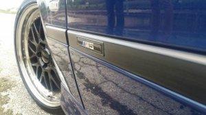 Rial Daytona Race Felge in 8.5x19 ET 14 mit Goodyear Eagle F1 Asyimmetric 2 Reifen in 245/30/19 montiert vorn Hier auf einem 5er BMW E39 M5 (Limousine) Details zum Fahrzeug / Besitzer