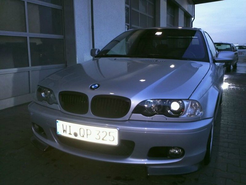 323i Coupe Gaspower!!! - 3er BMW - E46