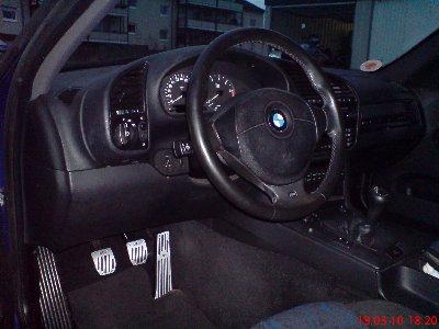 E36 316i Limousine Facelift M3 Look 3er Bmw E36