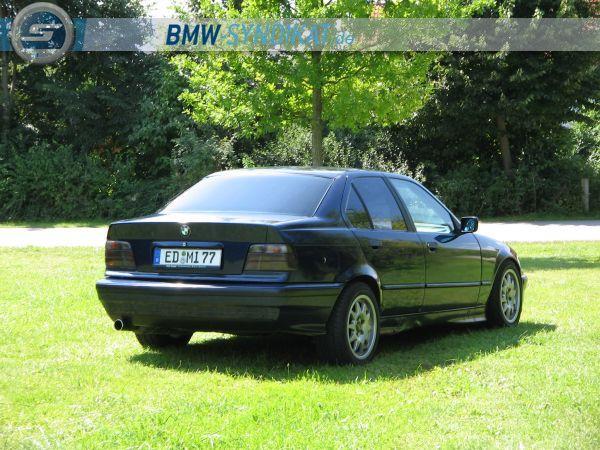 E36, 318i - 3er BMW - E36