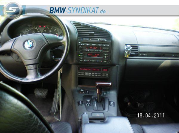 Mein Touring - 3er BMW - E36