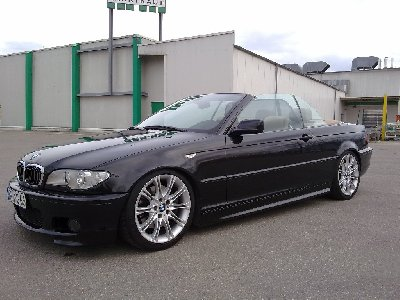 bmw cabrio 330 ci m packet ii 3er bmw e46 cabrio tuning fotos bilder stories. Black Bedroom Furniture Sets. Home Design Ideas