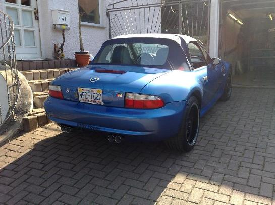 BMW Z3 M Roadster U.S. - BMW Z1, Z3, Z4, Z8