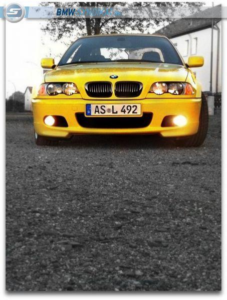 Dakargelbes e46 Coupe - 3er BMW - E46 - 149950_164500180248158_100000645309665_382704_7826625_n.jpg