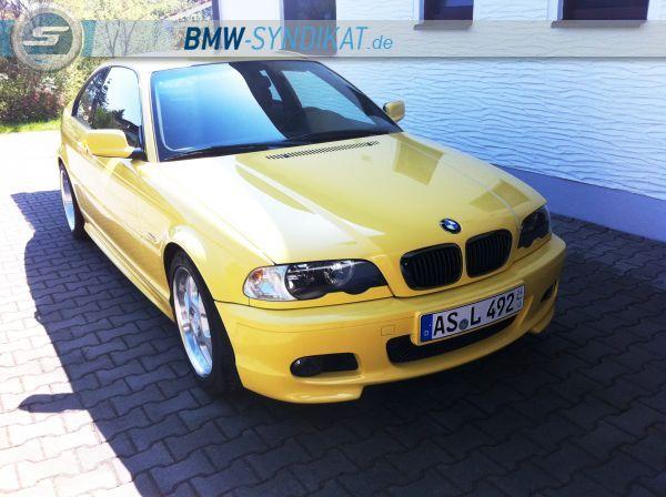Dakargelbes e46 Coupe - 3er BMW - E46 - IMG_1550aa.jpg