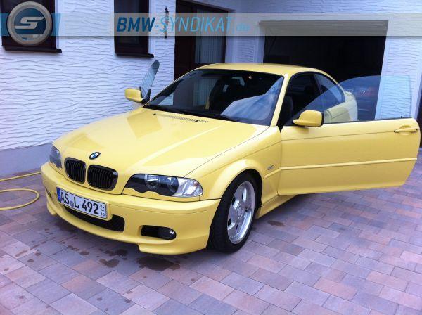Dakargelbes e46 Coupe - 3er BMW - E46 - IMG_1765.jpg