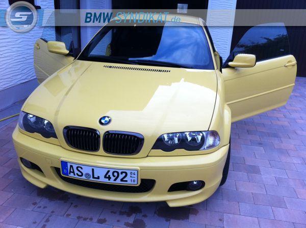 Dakargelbes e46 Coupe - 3er BMW - E46 - IMG_1767.jpg