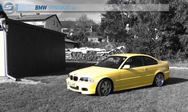 Dakargelbes e46 Coupe - 3er BMW - E46 - IMG_0023a.JPG