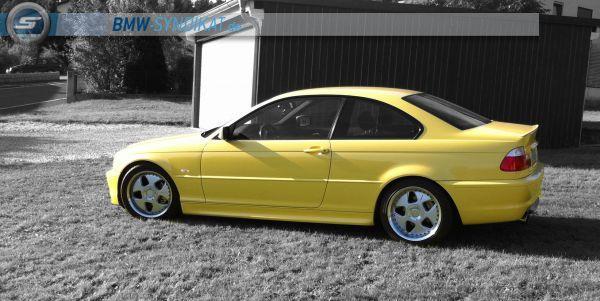 Dakargelbes e46 Coupe - 3er BMW - E46 - IMG_0032a.jpg