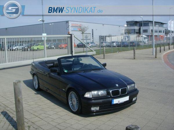 """E36 """"Alpina-Style"""" Cabrio - 3er BMW - E36"""