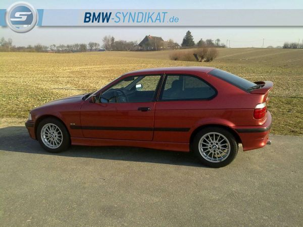 E36 Alltags-Compact - 3er BMW - E36