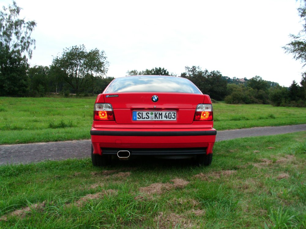 Back To The Roots Bmw E36 Compact M Paket 3er Bmw E36
