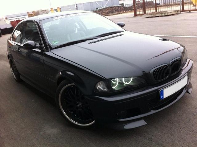 * BMW e46 Coupé * - 3er BMW - E46