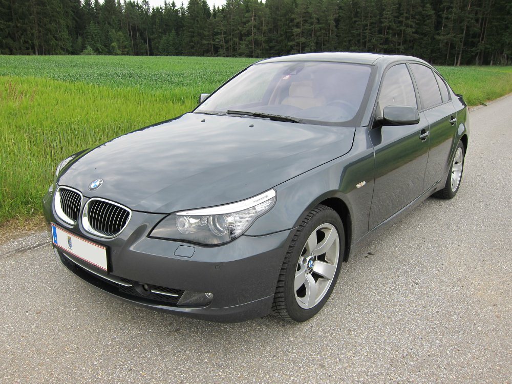 bmw 530d lci aktuell 31 umbauten 5er bmw e60 e61 limousine tuning fotos. Black Bedroom Furniture Sets. Home Design Ideas
