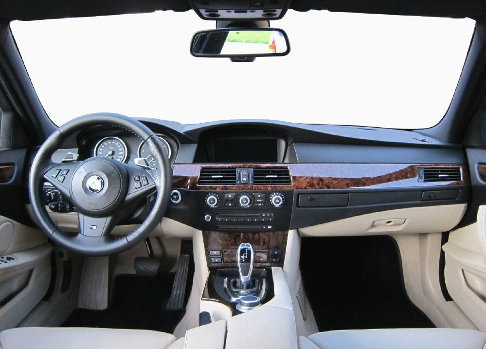 BMW 530d LCI (aktuell 34 Umbauten) - 5er BMW - E60 / E61
