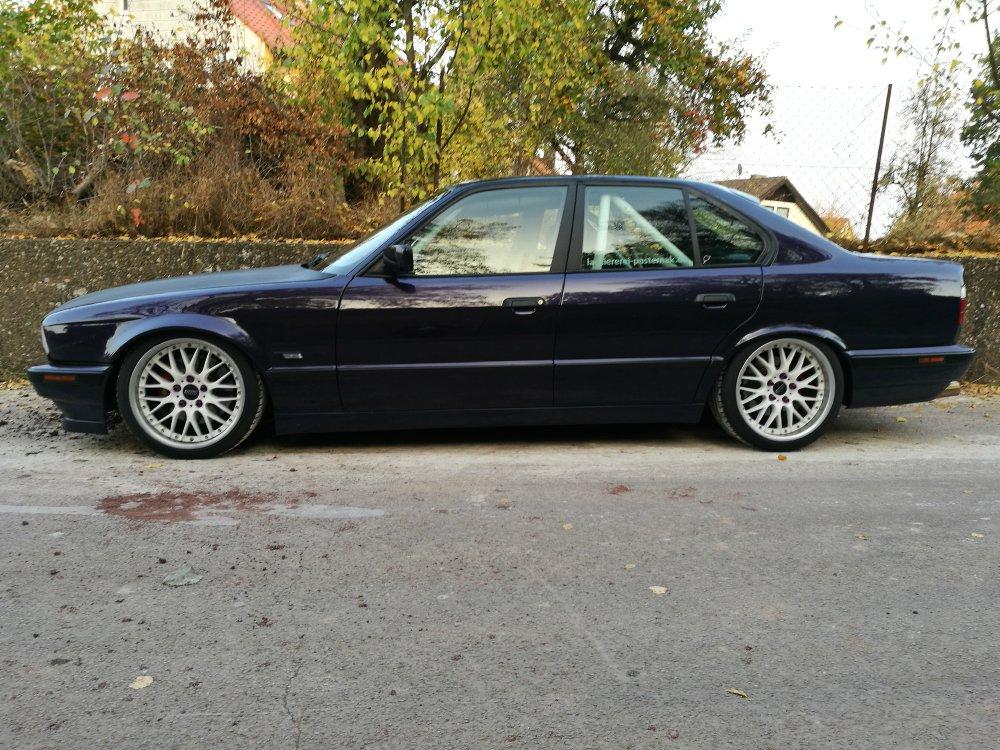 540i M60B44 - Zeit für mehr Leistung - 5er BMW - E34