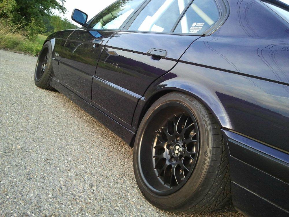 540i M60B44 - F**k your Fake-Wheels - 5er BMW - E34