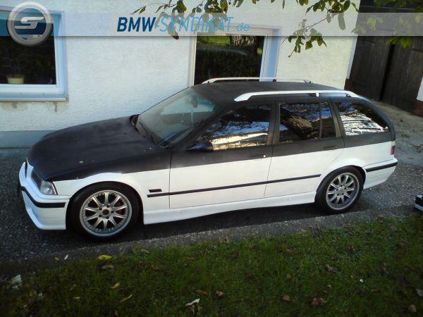 """E36 320 Touring """"Winterschlampe"""" - 3er BMW - E36 - DSC00677.JPG"""