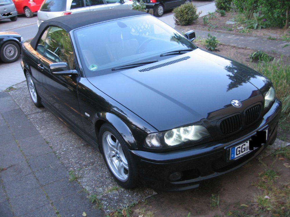 320ci m paket 2 vollausstattung 3er bmw e46 cabrio. Black Bedroom Furniture Sets. Home Design Ideas