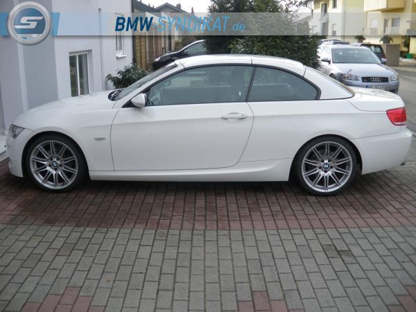 traum in weiss 3er bmw e90 e91 e92 e93 cabrio. Black Bedroom Furniture Sets. Home Design Ideas