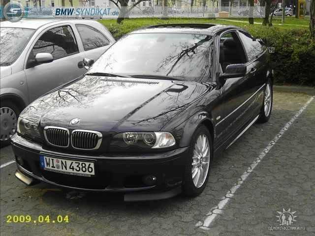 Carbon & Black - 3er BMW - E46