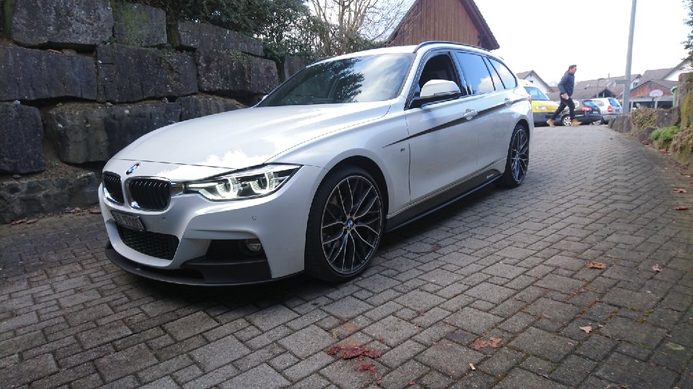 bmw f31 lci 320d xdrive m performance parts 3er bmw. Black Bedroom Furniture Sets. Home Design Ideas