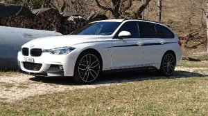 Bmw F31 Lci 320d Xdrive M Performance Parts 3er Bmw F30