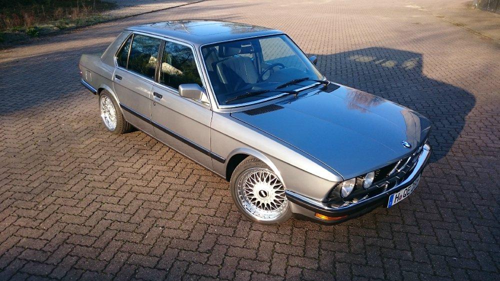 Cosmocruiser E28 525e - Fotostories weiterer BMW Modelle