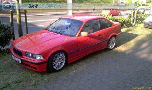 E36 318is - 3er BMW - E36