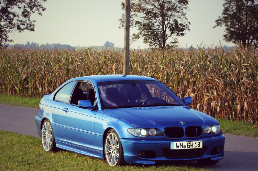 bmw e46 330ci estorilblau 3er bmw e46 coupe. Black Bedroom Furniture Sets. Home Design Ideas