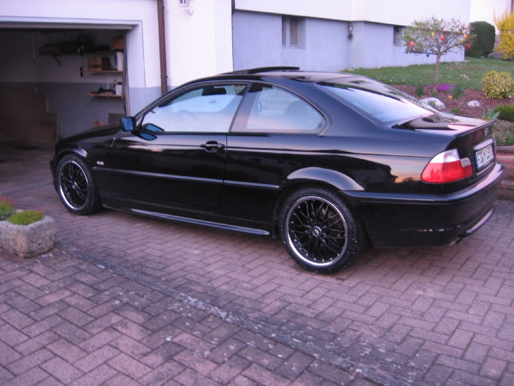 3er coupe 3er bmw e46 coupe tuning fotos bilder stories. Black Bedroom Furniture Sets. Home Design Ideas