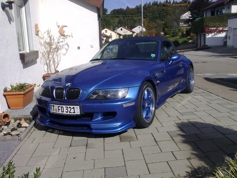 ///M Roadster - BMW Z1, Z3, Z4, Z8