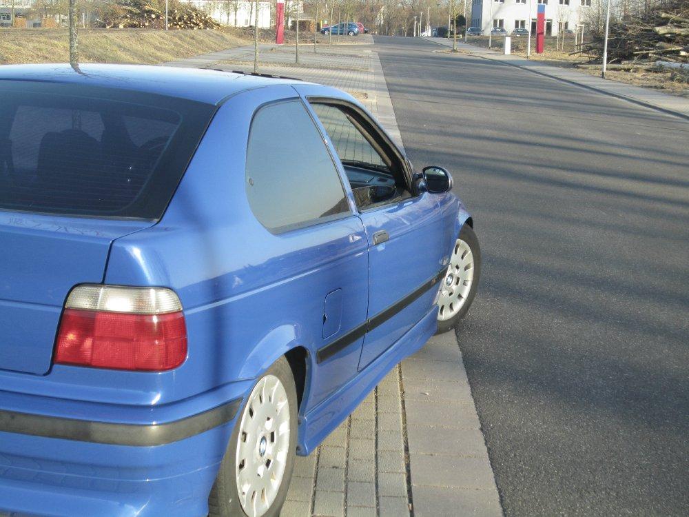 318ti M42 1994 - 3er BMW - E36