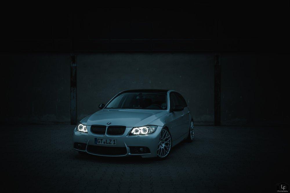 325i Performance ESD, Tacho-/Interieur-Umbau M3Fr. - 3er BMW - E90 / E91 / E92 / E93