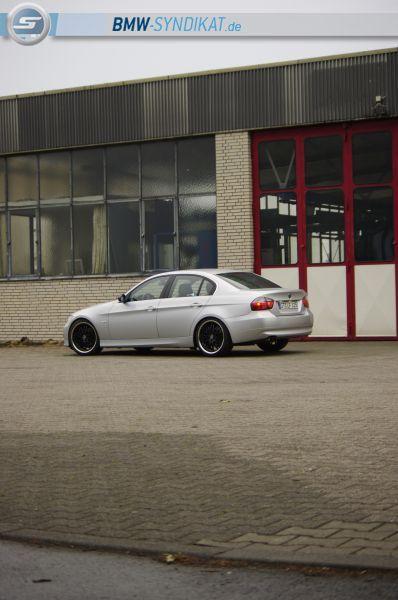 325i Performance ESD, Tacho-/Interieur-Umbau M3Fr. - 3er BMW - E90 / E91 / E92 / E93 - _IGP9806.JPG