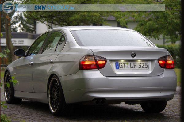 325i Performance ESD, Tacho-/Interieur-Umbau M3Fr. - 3er BMW - E90 / E91 / E92 / E93 - _IGP9841.JPG