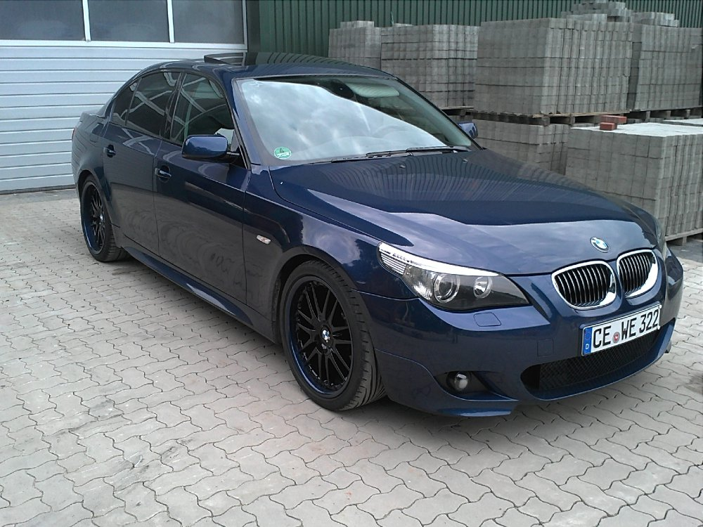 ex bmw e60 545i v8 2013 mit 20zoll alpina 5er bmw e60. Black Bedroom Furniture Sets. Home Design Ideas