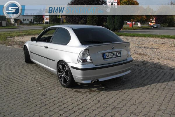 316ti compact 3er bmw e46 compact tuning. Black Bedroom Furniture Sets. Home Design Ideas